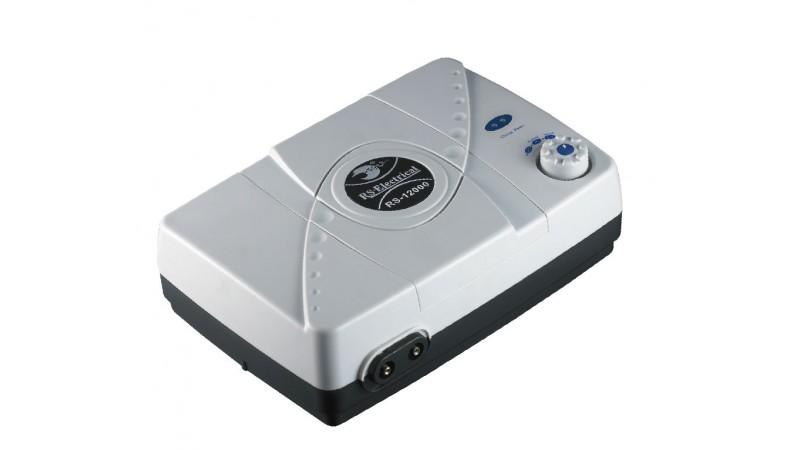 Въздушна помпа с акумулатор RS12000 - 10л/м