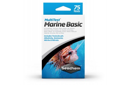 SeaChem Test Marine Basic