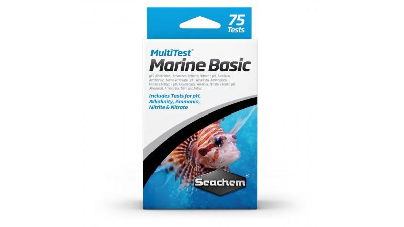 SeaChem Test Marine Basic