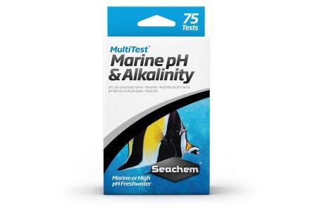 SeaChem Test pH Alkalinity