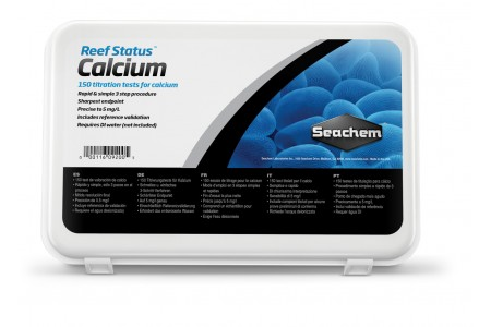 SeaChem ReefStatus Test Calcium