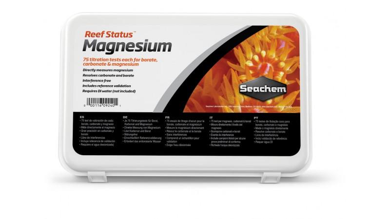 SeaChem Test Magnesium Carbonate Borate