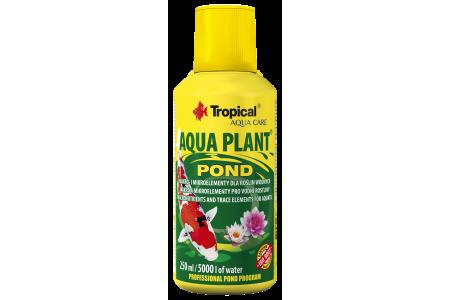 TROPICAL AQUA PLANT POND fluid fertilizer for plants in garden ponds