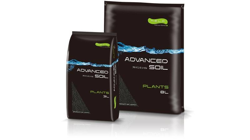 Субстрат AquaEL ADVANCED SOIL PLANT