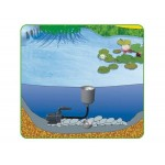 AquaEL Skimmer Pond Filter