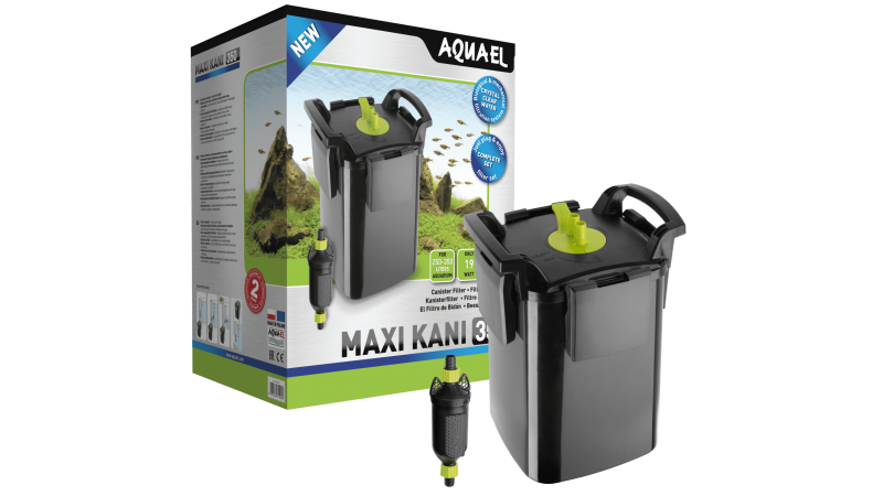Външен филтър AquaEL MaxiKANI 350