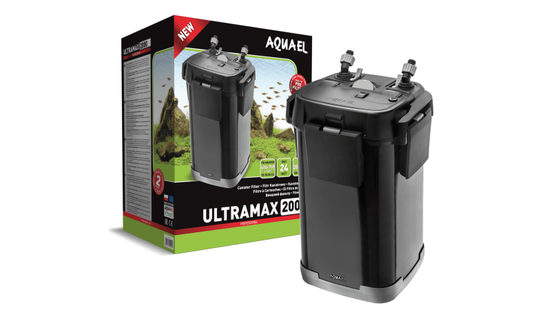 Filtru extern AquaEL UltraMax 2000
