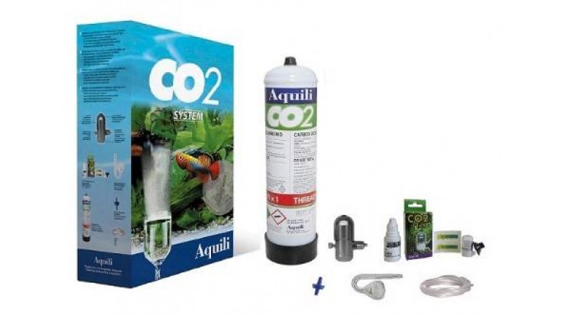 Aquili CO2 система Small