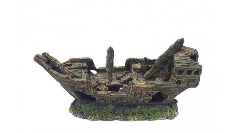 Изкуствена декорация - Кораб М