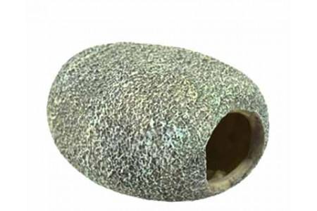 Изкуствена декорация - Камък с дупка L