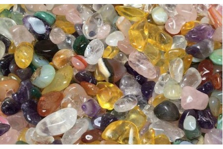 Crystal sand 5-12mm 1kg