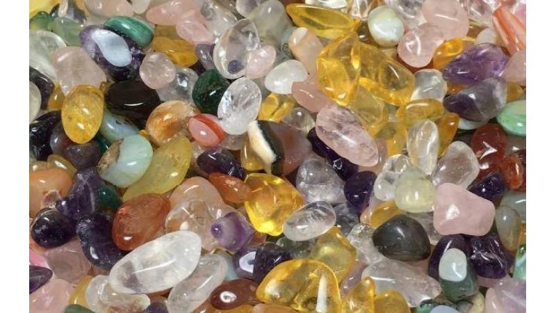 Crystal sand 5-12мм 1кг