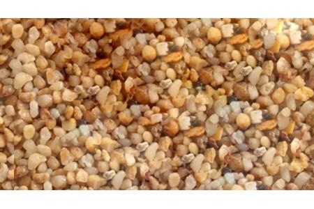 """Substrat """"Quartz Yellow"""" 3-5mm / 6-8mm 2kg"""