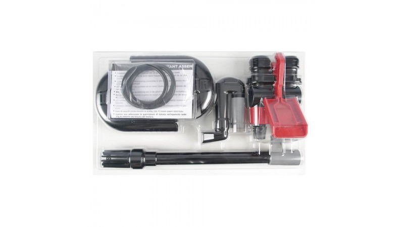 Intake/Output Kit for 107/207 Filters