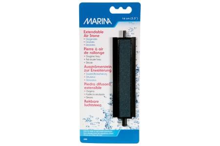 Камъче за въздух с пластмасова основа Marina Extendable 14см