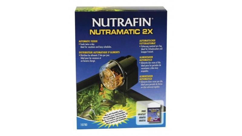 Автоматична хранилка Nutrafin Nutramatic 2x