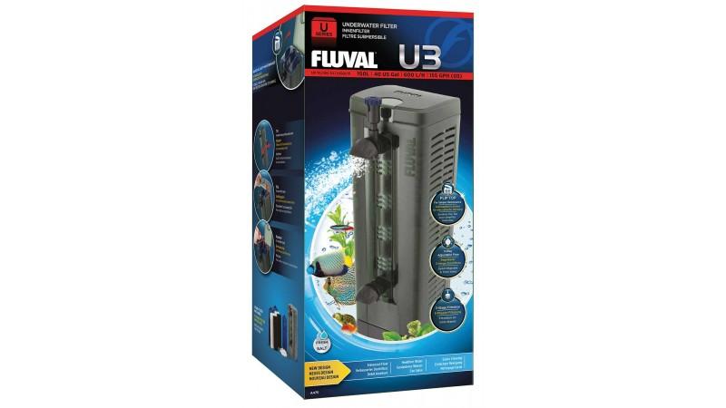 Internal filter Fluval U3