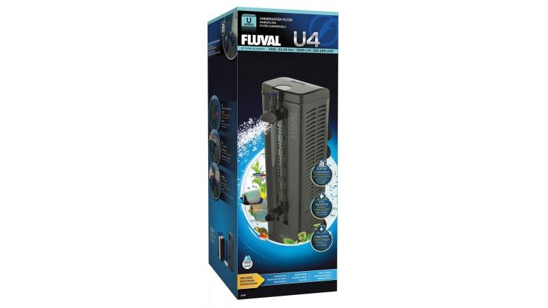 Вътрешен филтър Fluval U4