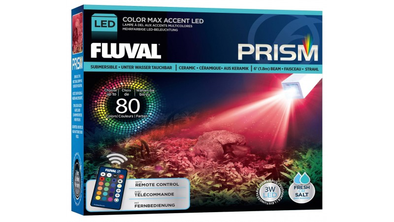 LED προβολέα Fluval PRISM