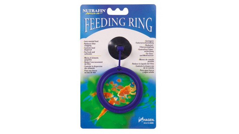 Nutrafin Max feeding ring