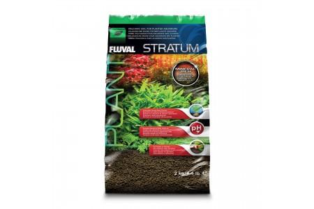 Субстрат Fluval PLANT AND SHRIMP STRATUM 1-4 мм