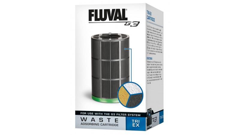Пълнител Tri-X за филтри Fluval Серия G