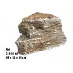 Скала Stratification Rock