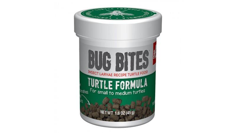 Fluval Bug Bites Turtle Granules S/M