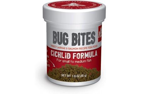 Fluval Bug Bites Cichlid Granules S/M
