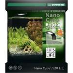 Dennerle NANO Cube Basic 20L - Style LED Aquarium