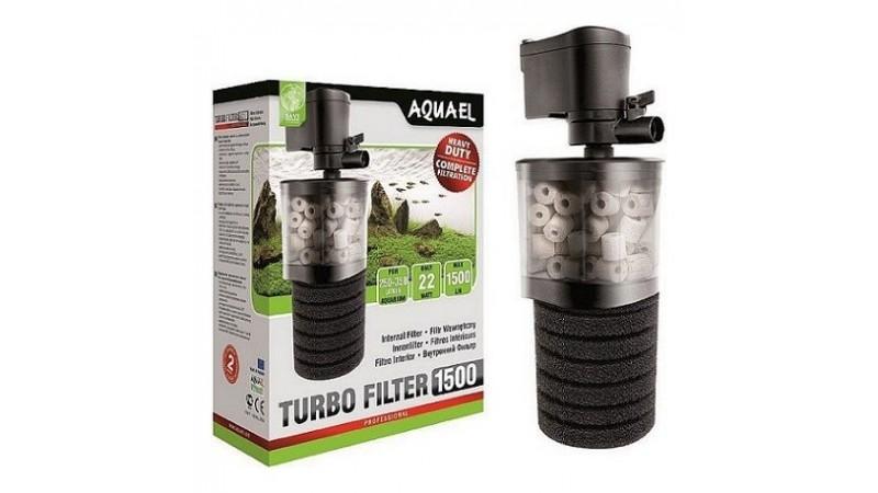 Вътрешен филтър AquaEL Turbo filter 1500