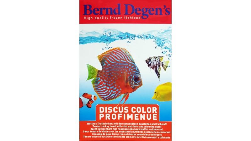 Замразена храна Discus Color Profimenue