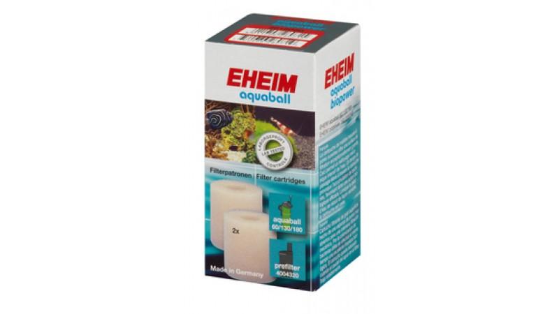 Резервни филтри Eheim Filter Cart. f.aquaball/biopower 2 бр.