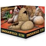 Exo Terra Dinosaur Eggs Fossil Hide Out - декорация динозавърско яйце за терариуми