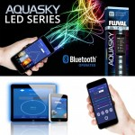 Fluval Aquasky LED 2.0 Bluetooth controlled