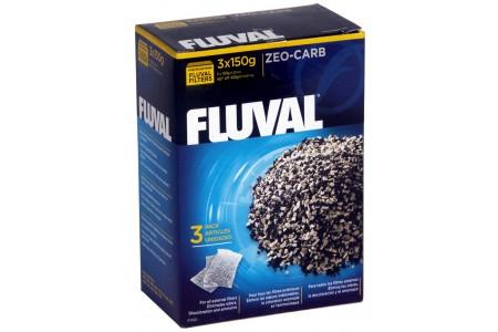 Fluval Zeo-Carb 450 gr ( 3x150 )