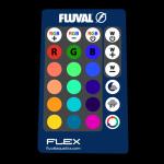 Аквариум Fluval Flex 57л