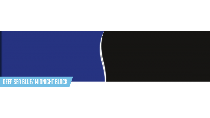 Фон за аквариум Deep Sea Blue/ Midnight Black двулицев