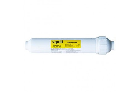 Aquili RO Resin in line catridge NPS