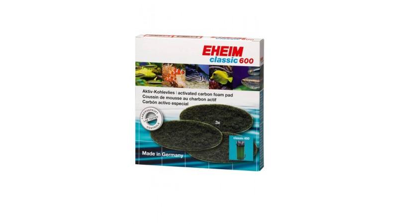 Резервна вата Act. Carbon за EHEIM Classic 600