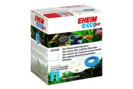 Резервна вата за външен филтър EHEIM Ecco Pro Prefilter 1/ Finefilter 4