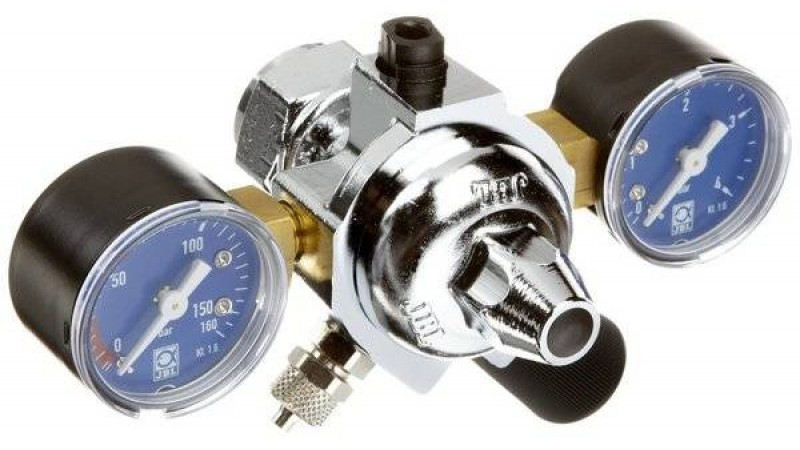 JBL Co2 регулатор на налягането