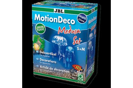 Изкуствена декорация - JBL MotionDeco Medusa Set (M+S) Blue