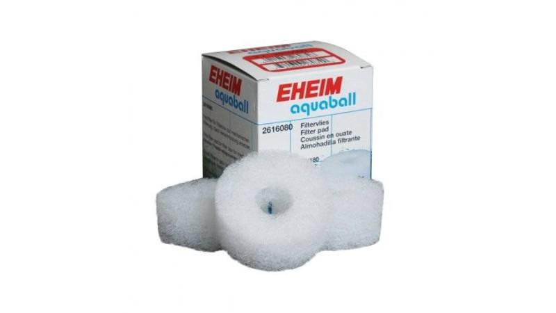 Spare filters EHEIM  Aquaball (fine) 3pcs