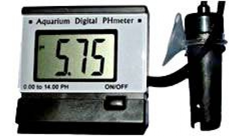 Aquili pH monitor