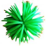 Силиконова украса - зелена