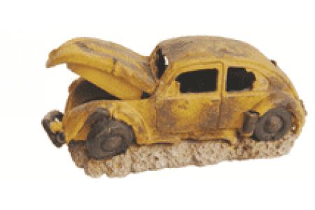 Изкуствена декорация - Кола с въздух