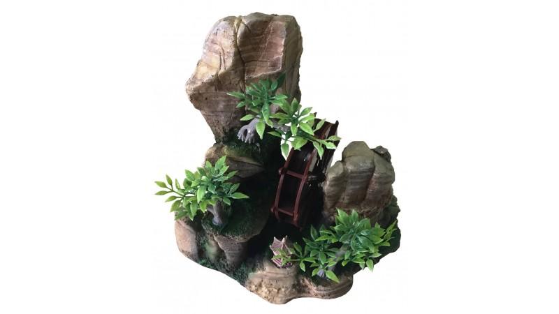 Изкуствена декорация - Воденица с въздух