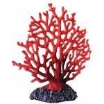 Изкуствена декорация - Червен корал