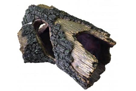 Stump with branches aquarium decoration